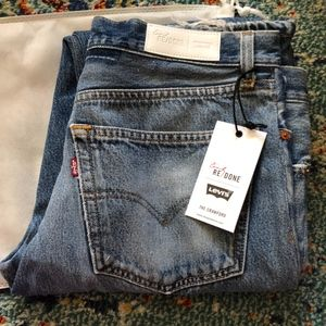 The Crawford Re/Done jeans